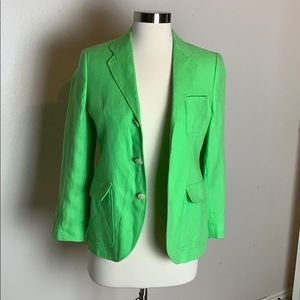 Polo by Ralph Lauren  linen blazer